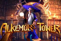 Игровой автомат на деньги Alkemors Tower