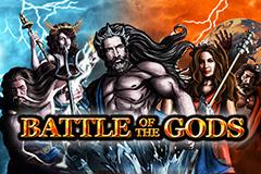 Игровой автомат на деньги Battle of the Gods