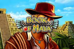 Игровой автомат на деньги Book of Maya