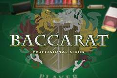 Игровой автомат на деньги Baccarat Pro Series Table