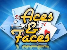 Aces&Faces – игровой автомат онлайн на сайте Эльдорадо